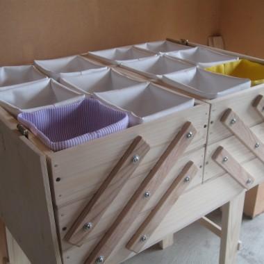 koszyki do przechowywania