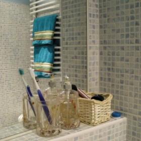 Łazienka, która pomieści wszystko :)